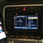 Bluetooth A2DP Porsche Cayenne