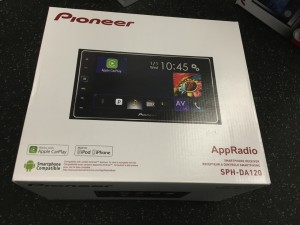 pioneer appradio 4 review sph da120 car stereo reviews. Black Bedroom Furniture Sets. Home Design Ideas