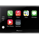 Pioneer App Radio 4 features CarPlay, three 4 volt preouts, 13 band EQ and more.