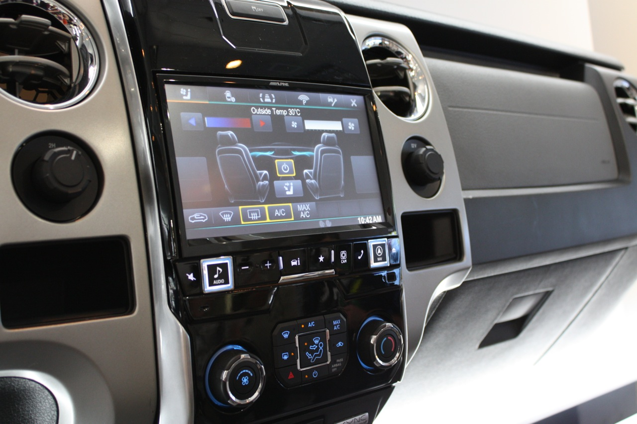 Alpine Ces 2015 New Head Units Amps Subs Amp More Car