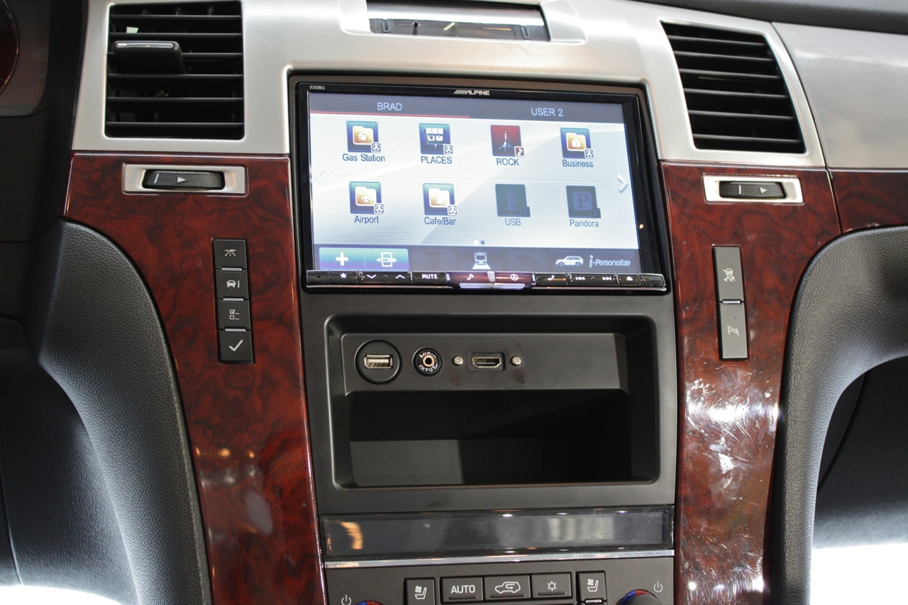 alpine ktx-esd8 cadillac dash kit