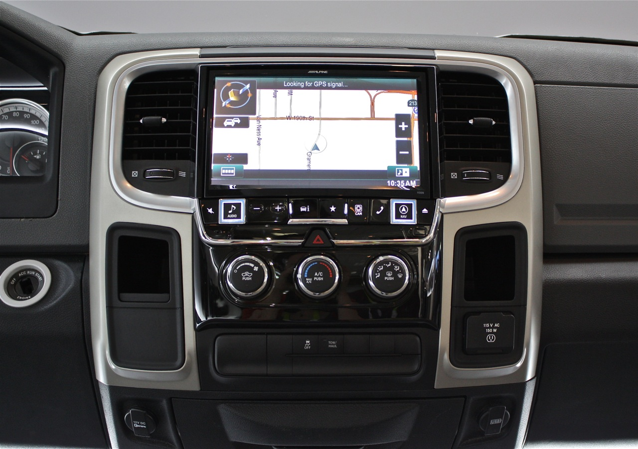 Alpine CES 2015 - New head units, amps, subs & more - Car Stereo ...