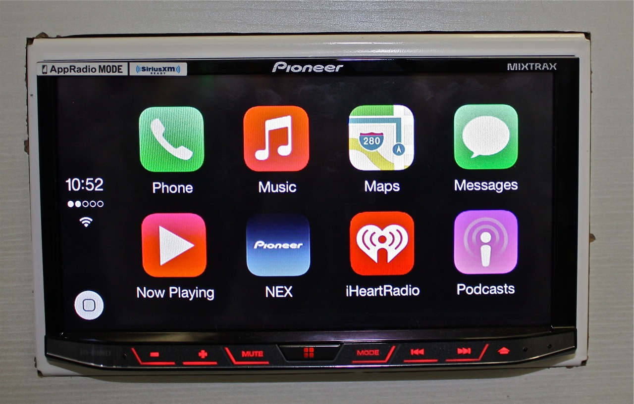Best Double Din Head Unit 2015 - Car Stereo Reviews & News + Tuning,  Wiring, How to Guide's
