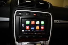 Porsche Cayenne Navigation Upgrade - Apple CarPlay