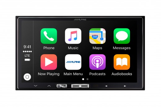 Alpine iLX-107 - Best CarPlay Head Unit Review
