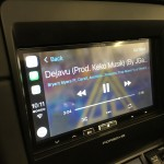 Alpine iLX-107 Apple CarPlay for Porsche 991