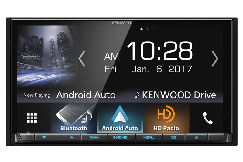 Kenwood DDX9704s - Best CarPlay Head Unit 2018 review