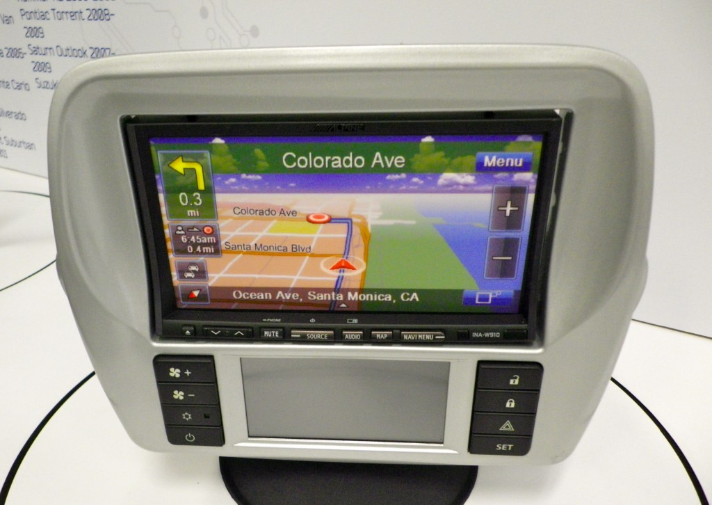 alpine reveals new head units amps speakers backup cameras and more in their 2012 lineup of. Black Bedroom Furniture Sets. Home Design Ideas