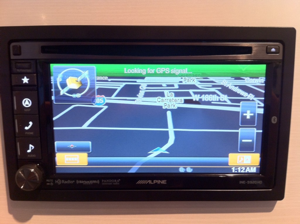 INE-S920HD Navigation in stock and on display.