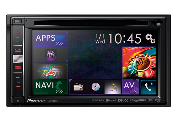 AVIC 5000NEX best double din car navigation systems for 2014 car stereo  at readyjetset.co