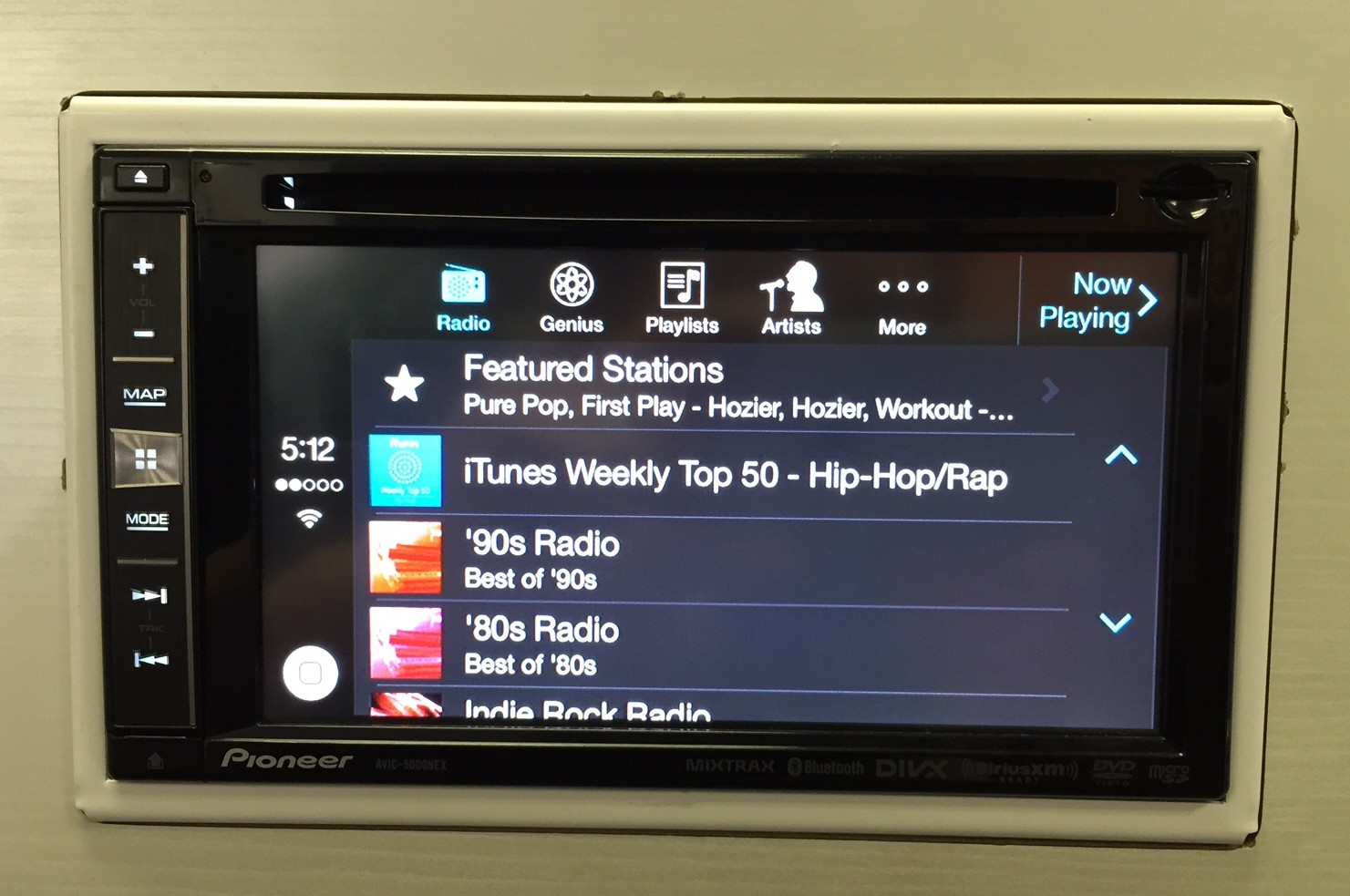 Pioneer Avic 5000nex Wiring Diagram 8000nex Wire Diagrams N2 Carplay Update Released Car Stereo Reviews News Tuning Review Itunes Radio