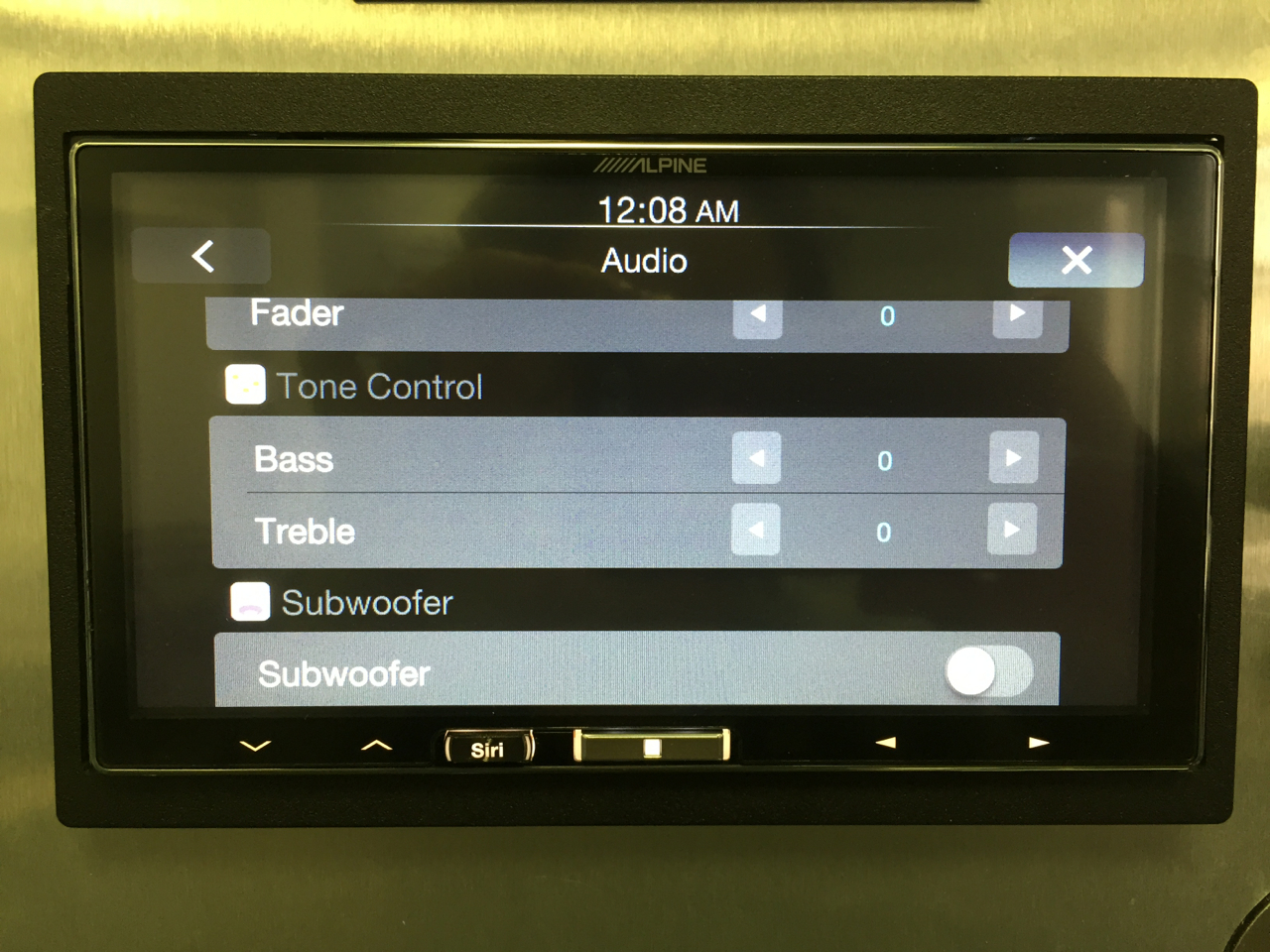 Alpine Ilx 007 Review Car Stereo Reviews News Tuning Wiring Gathers Radio Harness Lacks A Proper Eq