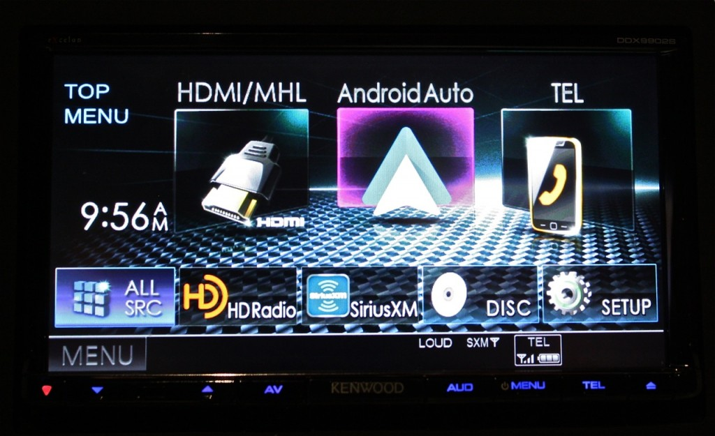 DDX9902s - Home screen CES 2015