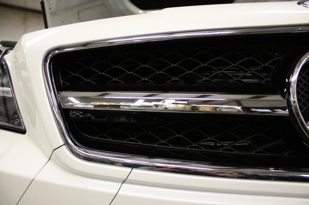 Mercedes CLS 63 AMG K40 Laser Install