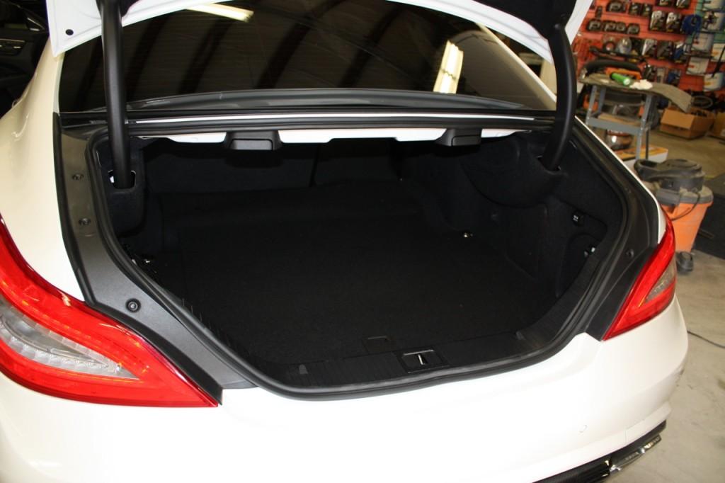Mercedes CLS AMG Stealth Sub