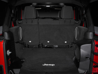 JL Audio 10TW1 Jeep Stealth Sub Boxes