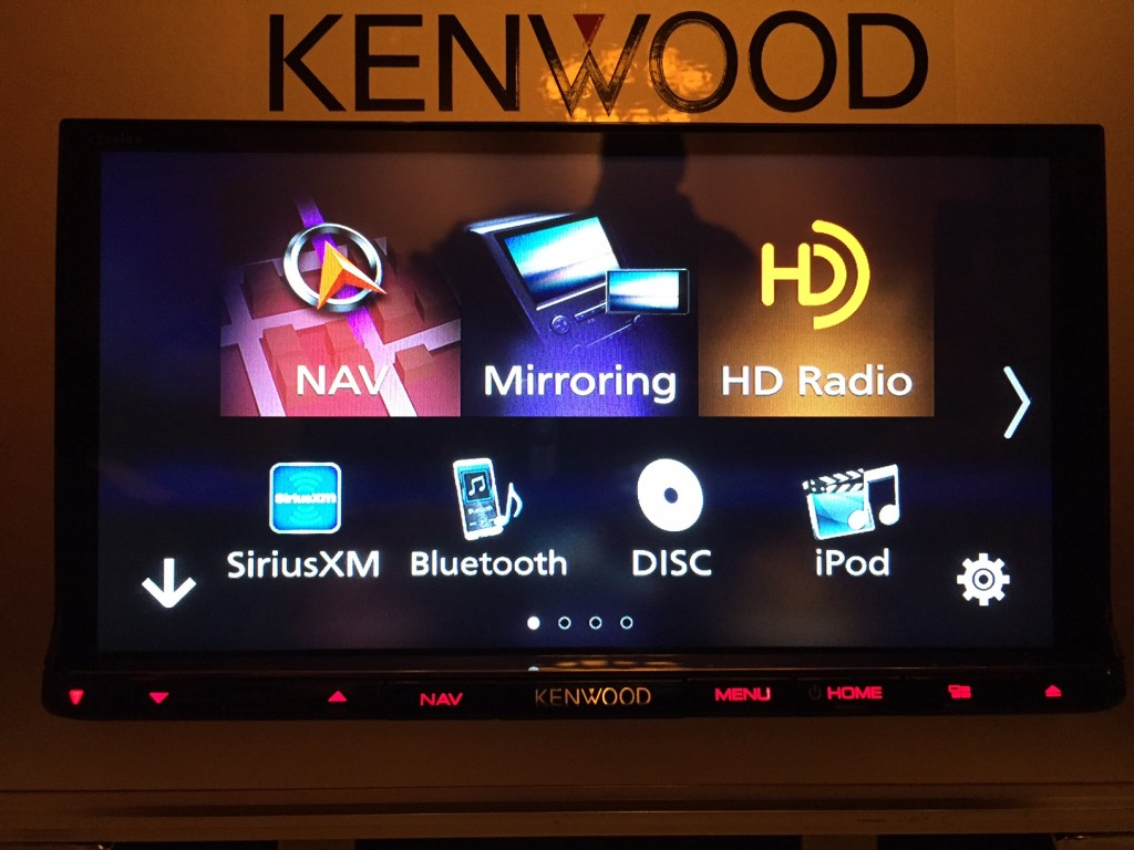 Sneak Peak At The Kenwood Dnx893s Car Stereo Reviews News Wiring Audio Fail