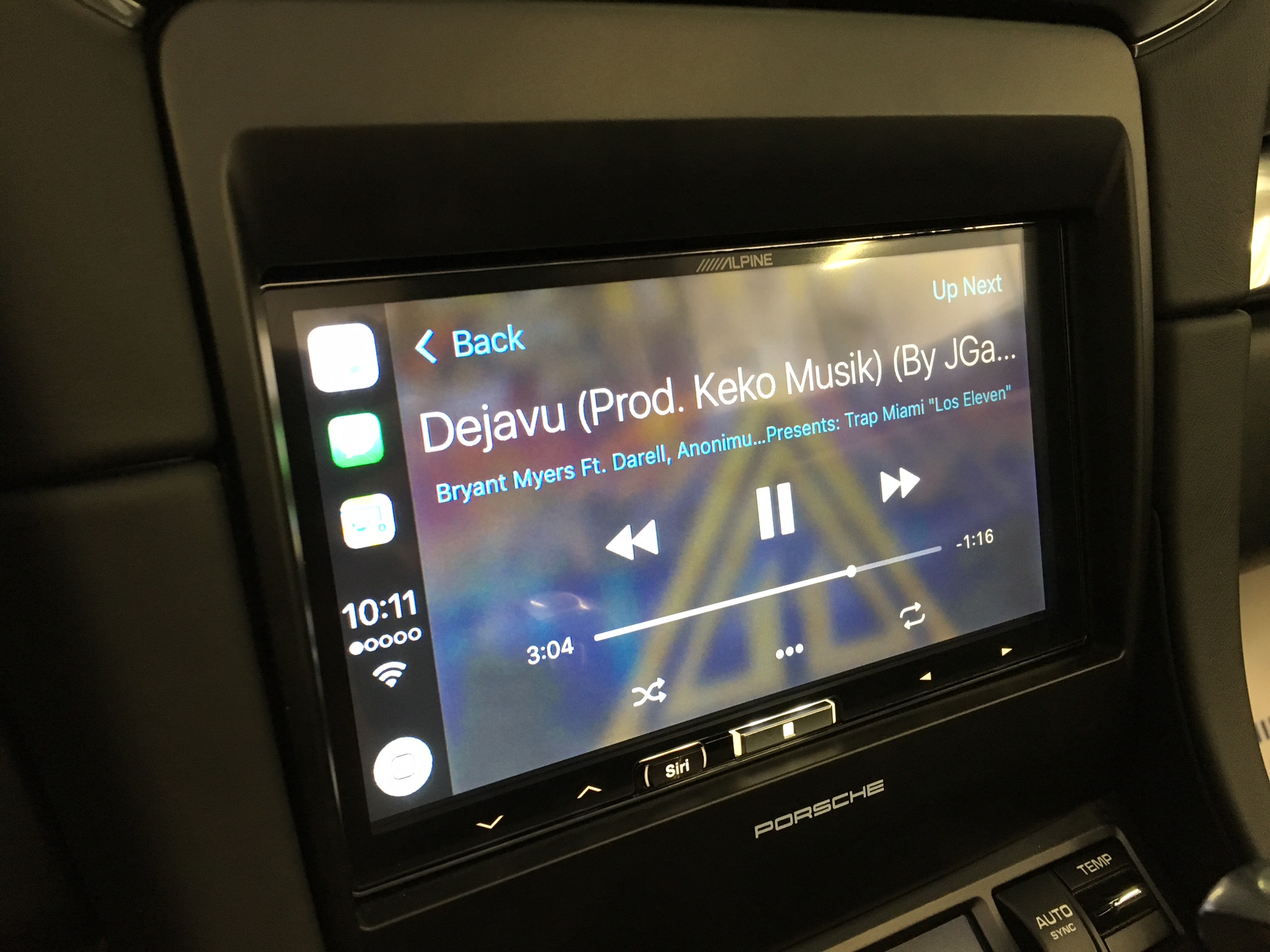 Apple Carplay For Porsche 991 Alpine Ilx 107 Car Stereo Reviews Wiring Diagram News Tuning How To Guides